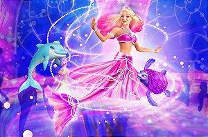 Painel TNT Barbie 6