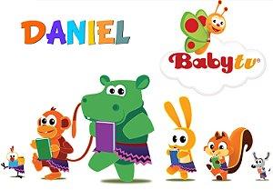 Painel TNT Baby TV