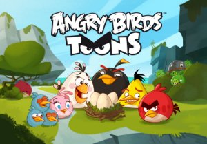 Painel TNT Angry Birds 1
