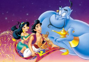 Painel TNT Aladdin