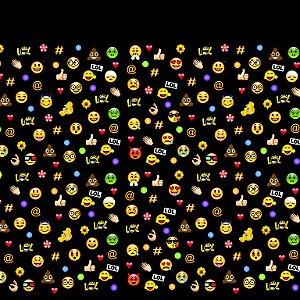 Rótulo Adesivo para Batom Emoji