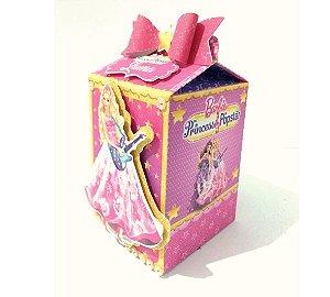 Caixa Milk Barbie pop star