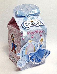 Caixa Milk Cinderela