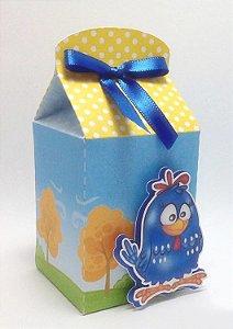 Caixa Milk  Galinha Pintadinha 2