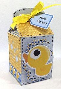 Caixa Milk Patinho Amarelinho