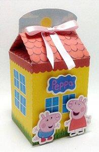 Caixa Milk Peppa Pig