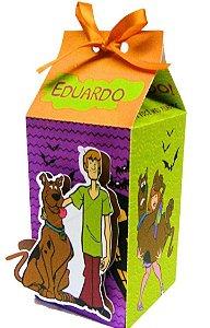 Caixa Milk ScoobyDoo