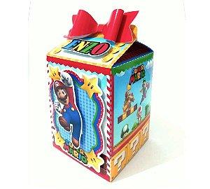 Caixa Milk Super Mario 1