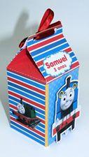 Caixa Milk Thomas e Seus Amigos
