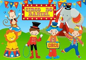 Painel TNT Circo 2