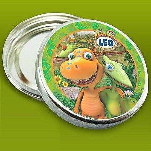 Embalagem com 20 adesivos Dinotrem