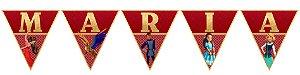 Bandeirinha Personalizada Elena de Avalor