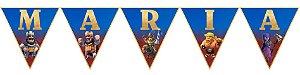 Bandeirinha Personalizada Clash Royale