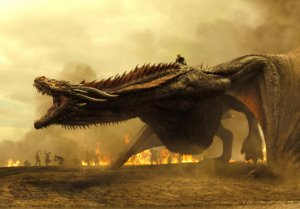 Painel TNT Game of Thrones 9