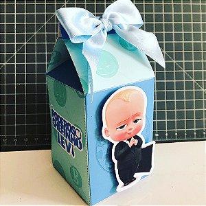 Caixa Milk Poderoso Chefinho
