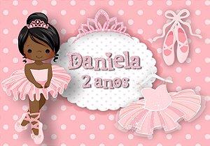 Painel TNT Bailarina 2