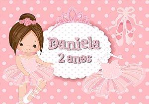Painel TNT Bailarina 3