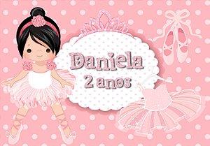 Painel TNT Bailarina 5