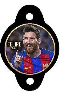 Tag para canudinho Neymar,Messi e Cristiano Ronaldo