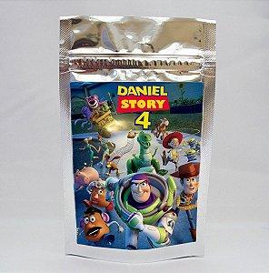 Adesivo para Saco Metalizado Toy Story