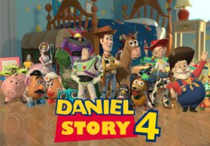 Painel TNT Toy Story 1