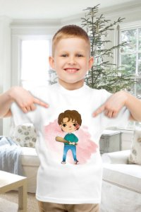 Camiseta Infantil Stranger Things 6