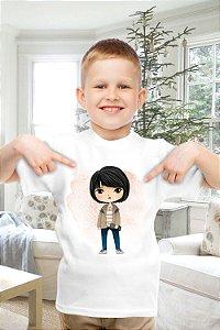 Camiseta Infantil Stranger Things 7