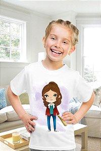 Camiseta Infantil Stranger Things 3
