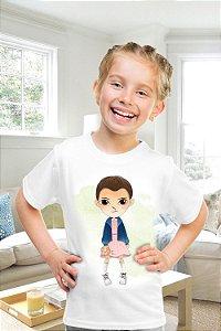 Camiseta Infantil Stranger Things 2
