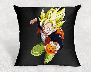 Almofada Personalizada para Festa Dragon Ball Z 13
