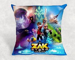 Almofada Personalizada para Festa Zak Storm 1