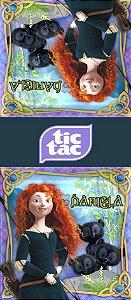 Adesivo personalizado para TicTac Valente