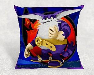 Almofada Personalizada para festa Sonic 007