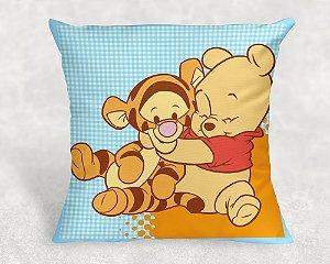 Almofada Personalizada para festa Baby Pooh