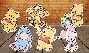 Totens de Mesa Baby Pooh