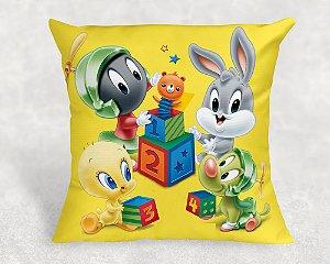 Almofada Personalizada para festa Baby Looney Tunes 002