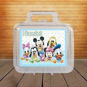 Adesivo Maletinha acrílica Baby Disney