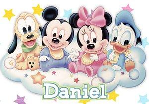 Painel TNT Baby Disney 002