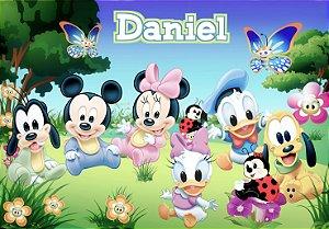 Painel TNT Baby Disney 001