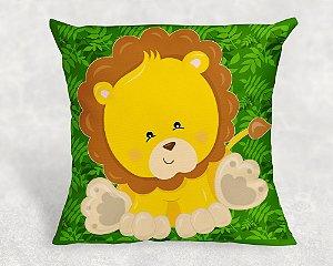 Almofada Personalizada para festa Safari Baby 002