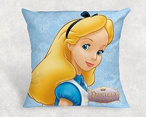 Almofada Personalizada para festa Alice no País das Maravilhas 002
