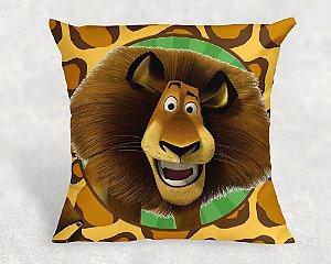 Almofada Personalizada para festa Madagascar 004
