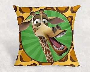 Almofada Personalizada para festa Madagascar 001