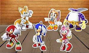 Totens de Mesa Sonic