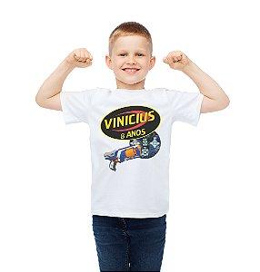 Camiseta Infantil Nerf