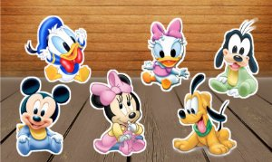 Totens de Mesa Baby Disney