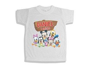 Camiseta Infantil Baby Disney