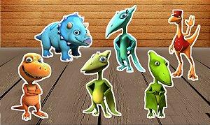 Totens de Mesa Dinotrem