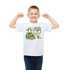 Camiseta Infantil Dinotrem