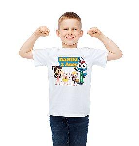 Camiseta Infantil Bob Zoom